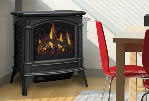 Gas Log Stoves